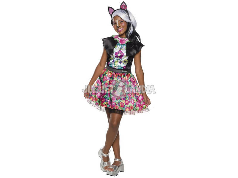 Costume Bimba Enchantimals Sage Skunk Classic M Rubies 641216-M