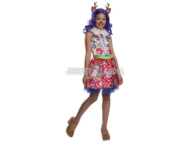 Disfraz Niña Enchantimals Danessa Deer Classic Talla M Rubies 641215-M