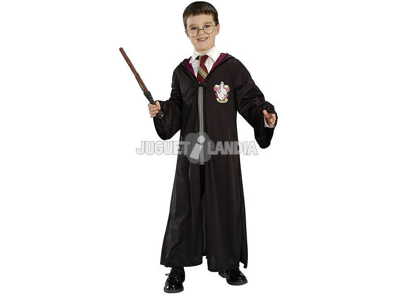 Disfraz Niño Kit Harry Potter Talla Única Rubies 41091