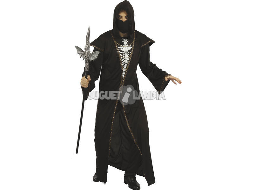 Disfraz Adulto Hombre Monje Asesino Talla XL