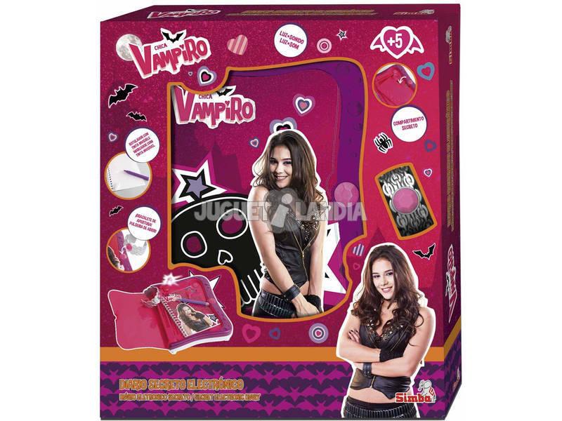 Chica Vampiro Diário Secreto Eletrónico Simba 9413295