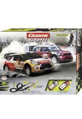 Circuit Rally Action Carrera Go. Mini Dani Sordo / Citroën Ds3 Loeb