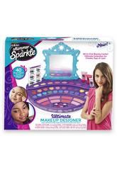 Shimmer N Sparkle Mega Estudio De Maquillaje Color Baby 44796