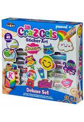 3D Craz-Z-Gels Décorez votre Monde Pack Deluxe Color Baby 43922