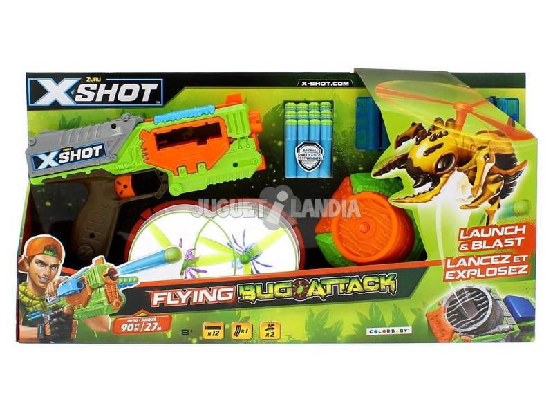 Bug Attack Lançador para Insetos Voadores Cor Baby 44761