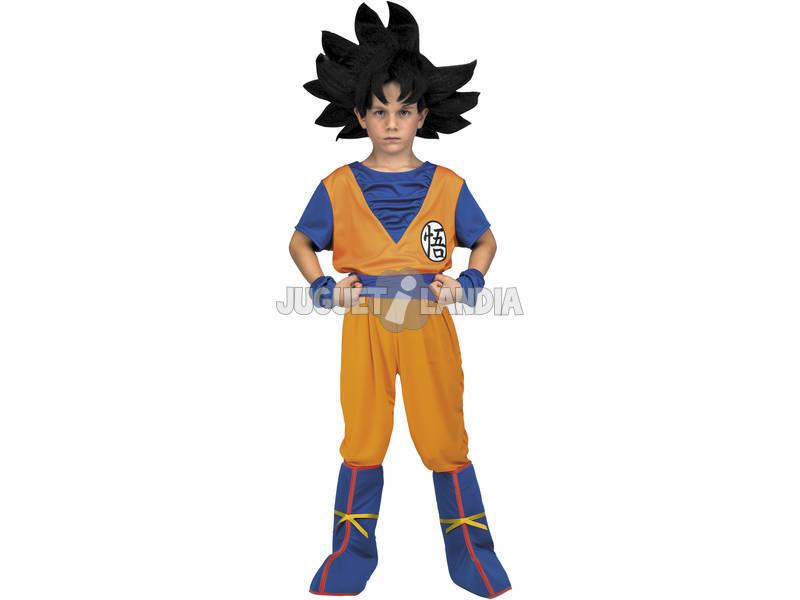 Disfarce Meninos XXL Dragão Ball Super Eu Quero Ser Goku