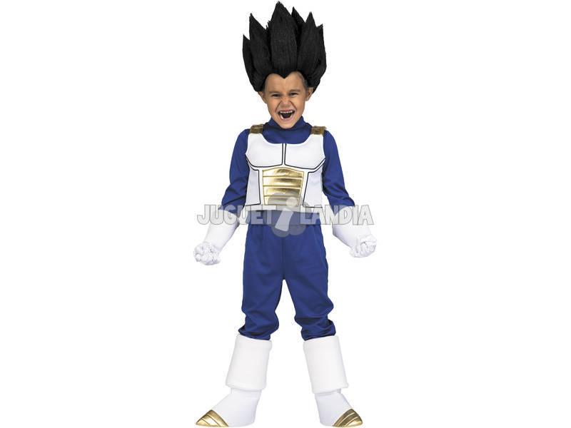 Disfraz Niños L Dragon Ball Super Yo Quiero Ser Vegeta