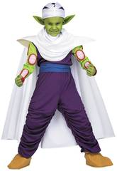 Disfraz Niños M Dragon Ball Super Yo Quiero Ser Piccolo