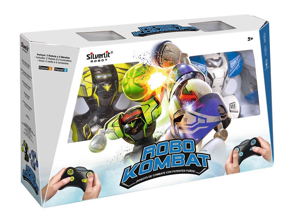 Robot Kombat Twin Pack World Brands 88052
