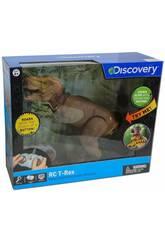 Dinosauro telecomandato T-Rex Discovery World Brands 6000055