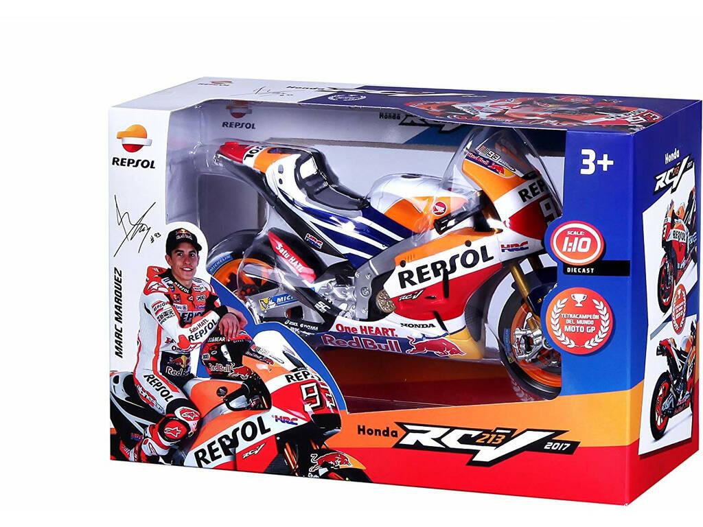 Moto GP 1:10 Honda Repsol Marc Márquez Tavitoys 31409