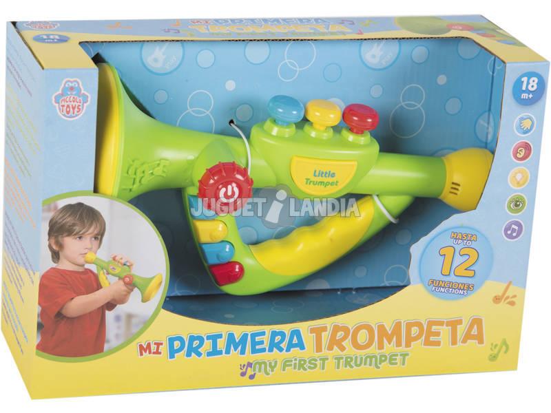 Trombetta musicale per bambini 25 cm