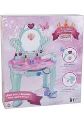 Coiffeuse Princesse avec Accessoires