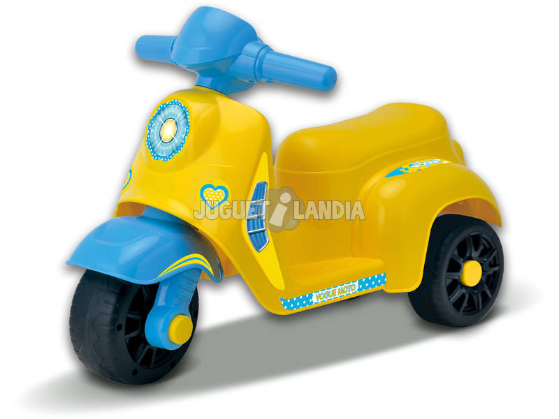 Andador Mini Scooter 51x23.5x34 cm.