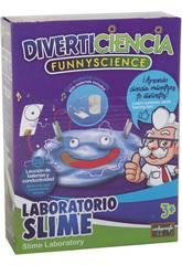 Diverticiencia Laboratorio de Slime