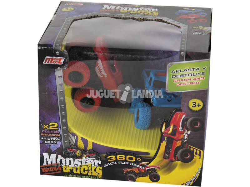 Monster Truck Veicoli Acrobatici con Rampa