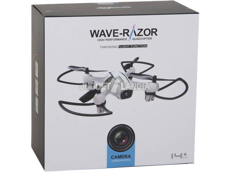 Drone Radio Control 6 Canali 2,4 g con fotocamera