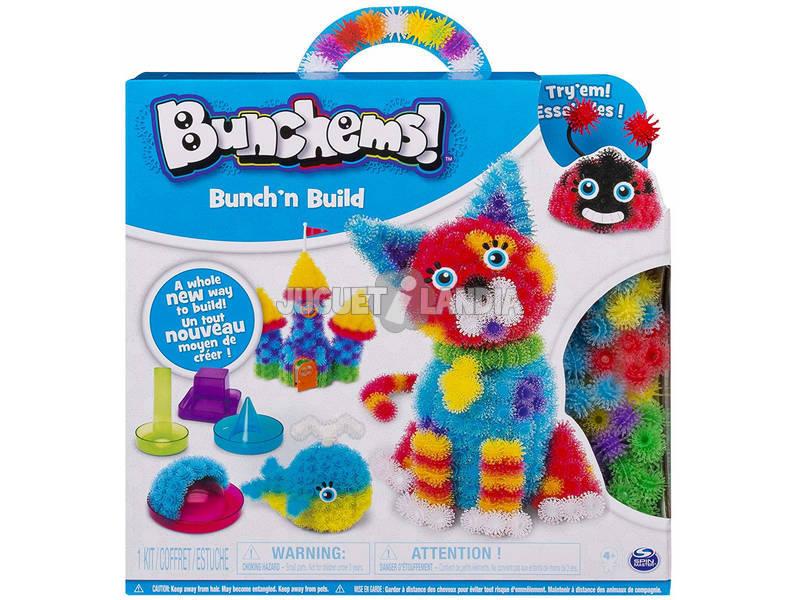 Bunchems Moldea y Construye Bizak 6192 6832