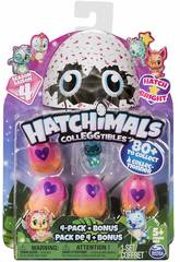 Hatchimals Coleccionable Pack 5 Figuras S4 Bizak 6192 1952