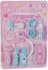 Accesorios Doctor 9 piezas