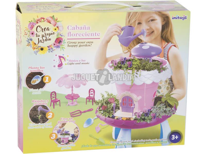 Crea il tuo giardino Cottage fiorente con luci e suoni