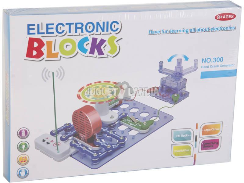 Circuito Elettronico Briks Ventola con Luci