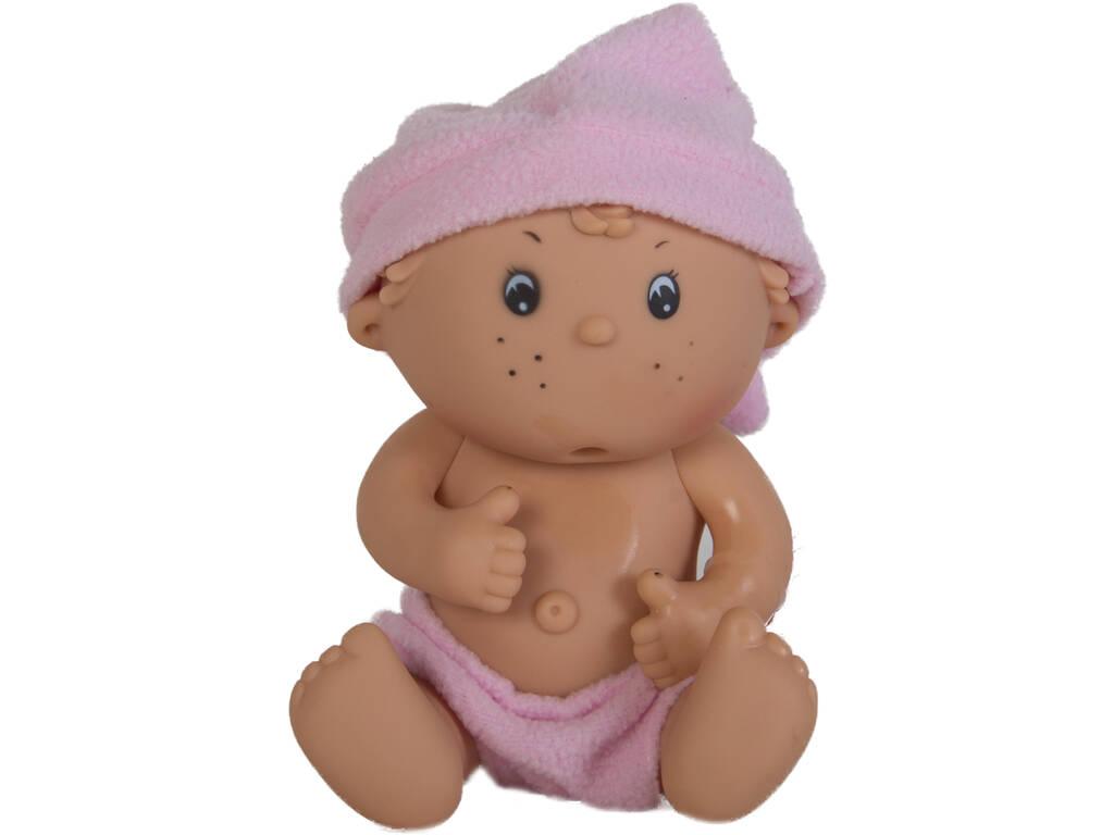Bambolotto Bebé Bagno 15 cm.