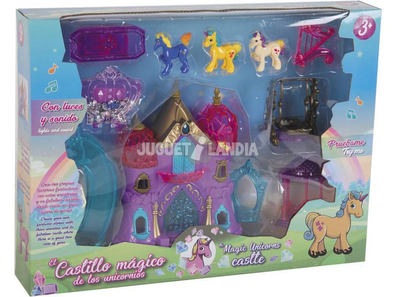 Castello Magico degli Unicorni con Accessori