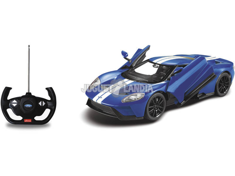 Carro Comando 1:14 Ford GT