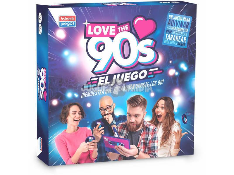 Love The 90's Il Gioco Falomir 28990