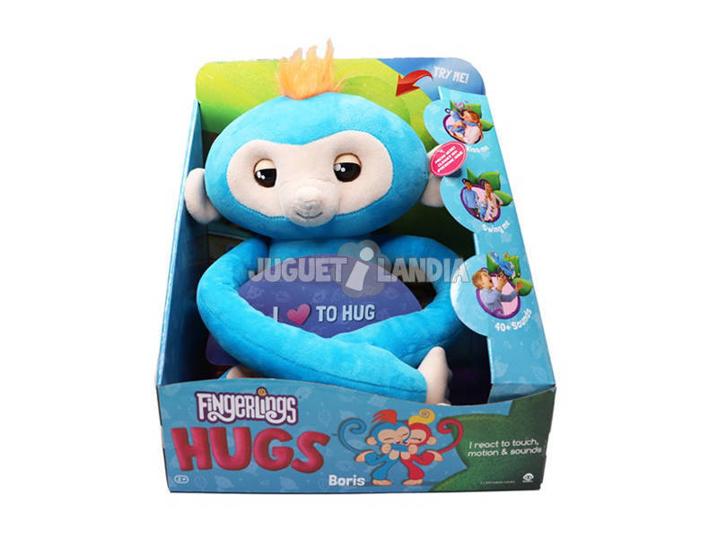 Fingerlings Hugs WowWee 3530
