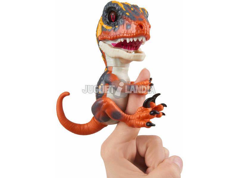 Fingerlings Untamed Baby Dino Velociraptor Blaze WowWee 3781
