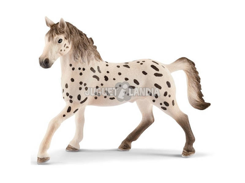Caballo Semental Knabstrupper Schleich 13889