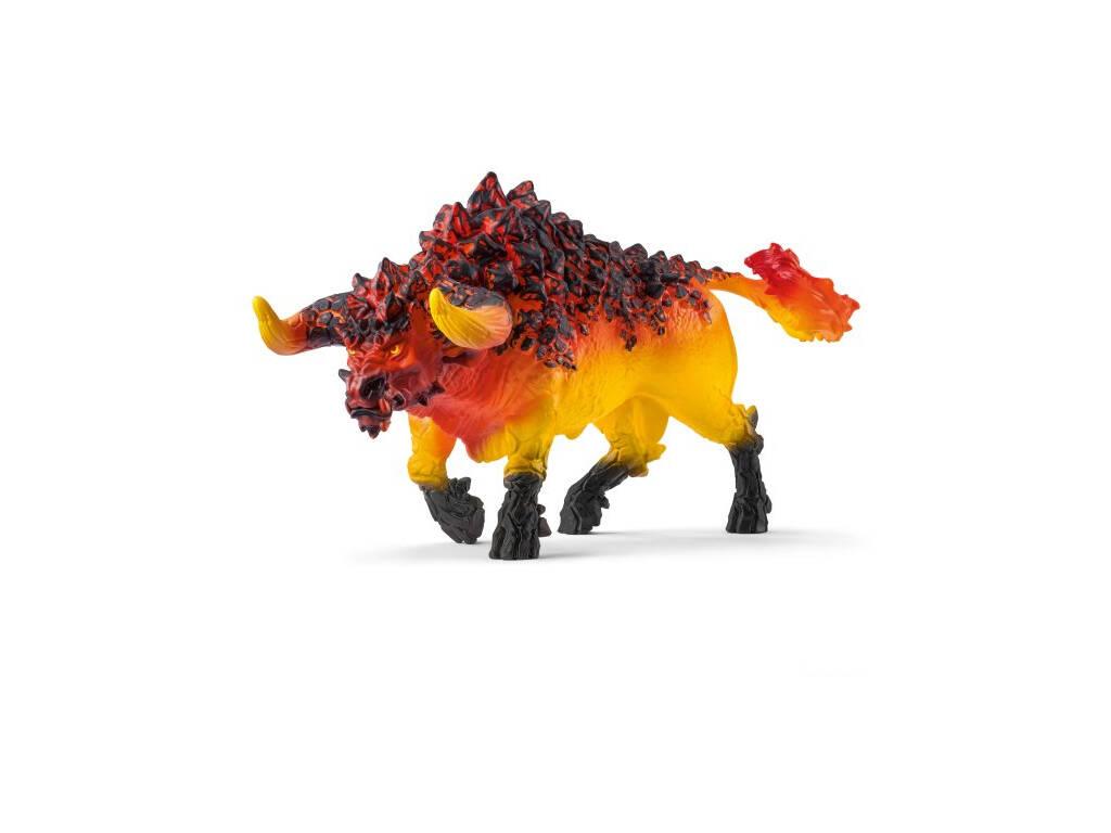 Eldrador Toro de Fuego Schleich 42493