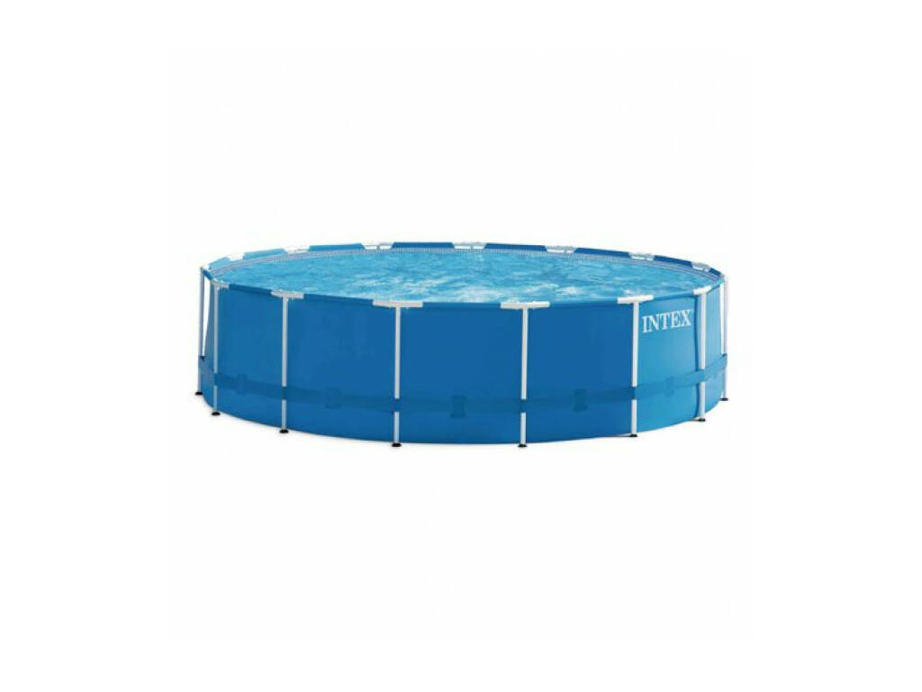 Piscina Desmontable Metal Frame Pool 457x122 cm. Intex 28242
