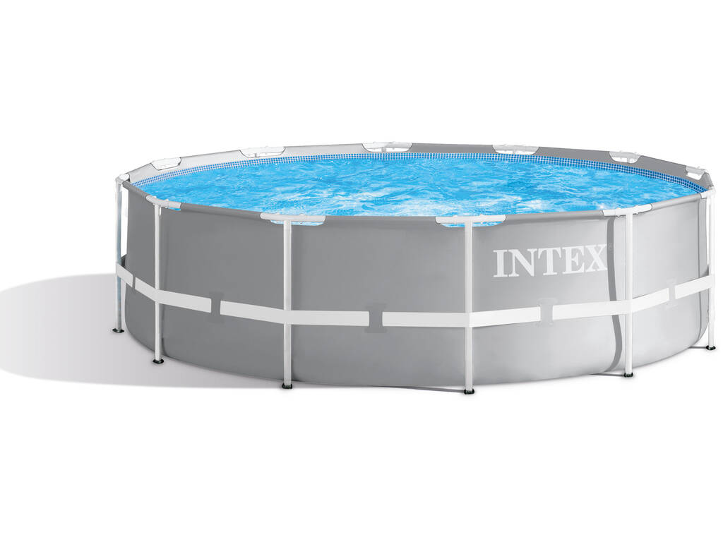 Piscina Desmontable Prism Frame 366x99 cm. Intex 26716