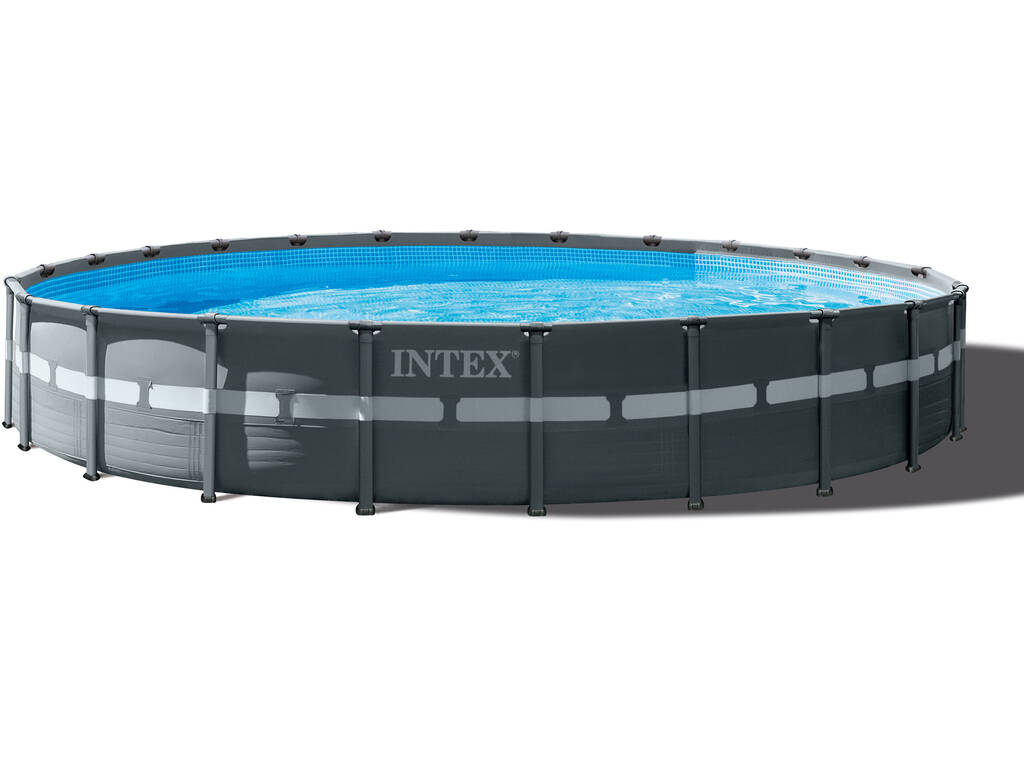 Piscina Desmontável Ultra XTR Frame Pool 732x132 cm Intex 26340