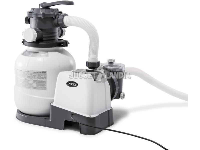 Purificador Areia 7.900 L/H Intex 26646
