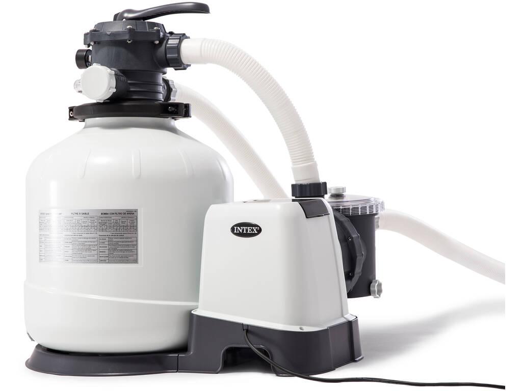 Pompa filtro a Sabbia 12.000 L/H Intex 26652