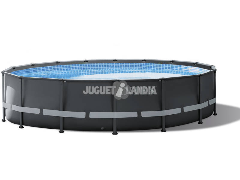 Piscina Fuori Terra Ultra XTR Frame Pool 488x122 cm Intex 26326