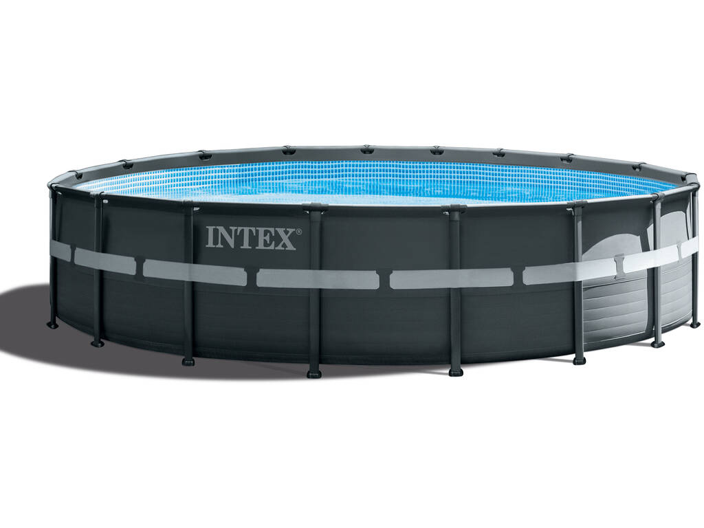 Piscina Desmontable Ultra XTR Frame Pool 549x132 cm. Intex 26330