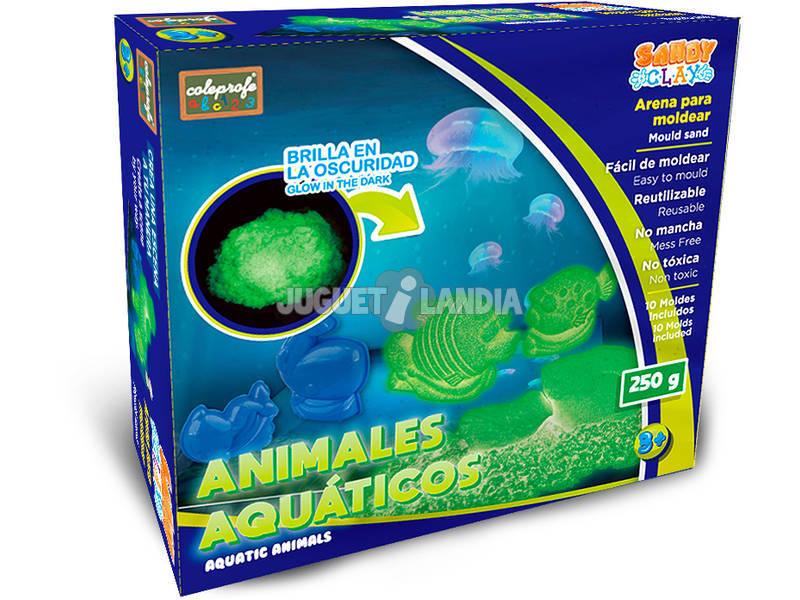 Sabbia per Modellare Animali Acquatici 250 grammi