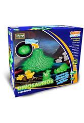 Arena Para Moldear Dinosaurios 500 gramos