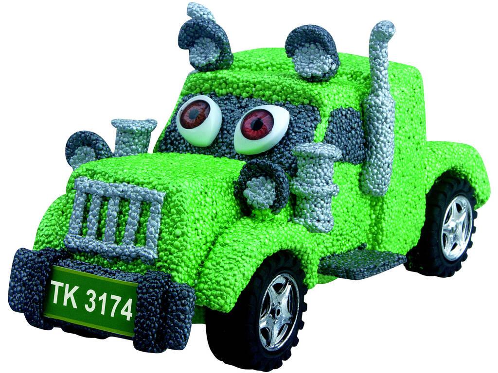 Schiuma per Modellare Camion