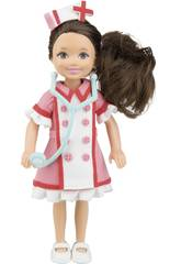 Habillez votre Poupée en infirmièren avec Pâte à Modeler