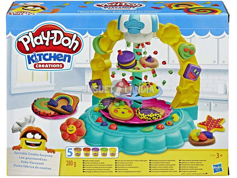 Playdoh Dolce Fabbrica di Cookies Hasbro E5109