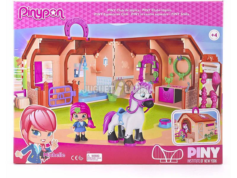Pinypon By Piny Club Equestre Famosa 700014352