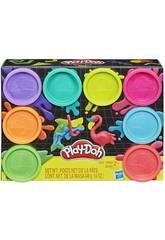 Play-doh Pack 8 Frascos Hasbro E5044EU4