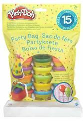 Play-doh Bustina di 15 Mini Vasetti Hasbro 18367EU4