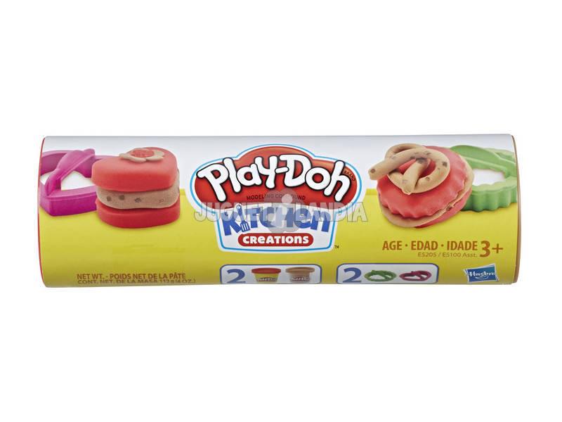 Hasbro Play-DOH Tubo DE Cookies E5100EU4